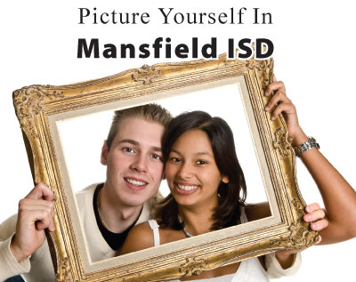 Picture Yourself in Mansfield ISD graphic